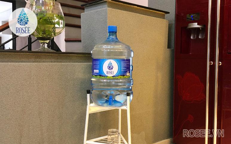 Nước tinh khiết Rosée Water - Sản phẩm mới của Nước Đá Hồng Phúc